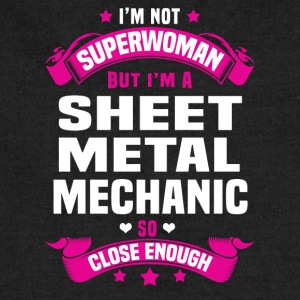 Sheet Metal Mechanic Tshirt - Sweatshirt Cinch Bag