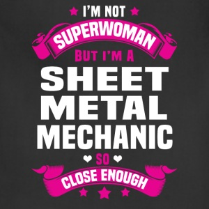 Sheet Metal Mechanic Tshirt - Adjustable Apron