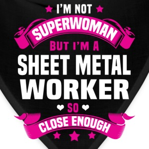 Sheet Metal Worker Tshirt - Bandana
