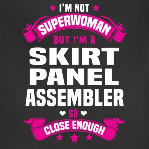 Skirt Panel Assembler Tshirt - Adjustable Apron