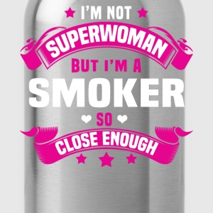 Smoker Tshirt - Water Bottle