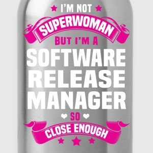Software Release Manager Tshirt - Water Bottle