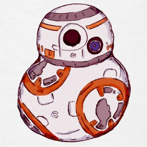 Loving Little Droid - Men's T-Shirt