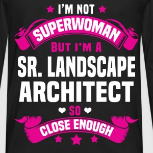 Sr. Landscape Architect Tshirt - Men's Premium Long Sleeve T-Shirt