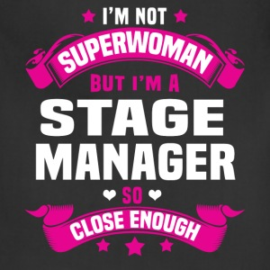 Stage Manager Tshirt - Adjustable Apron