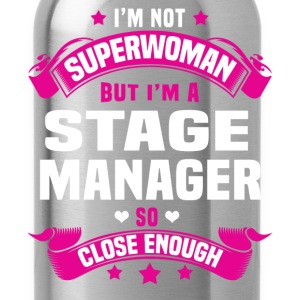 Stage Manager Tshirt - Water Bottle