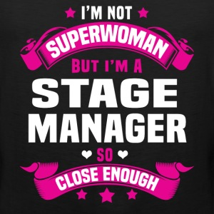 Stage Manager Tshirt - Men's Premium Tank