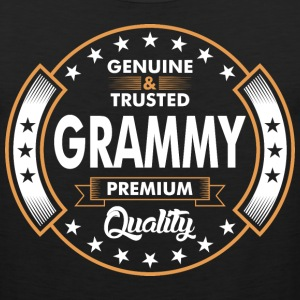 Genuine And Trusted Grammy Premium Quality T-Shirts - Men's Premium Tank