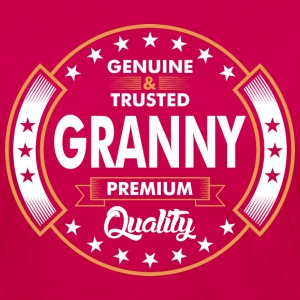 Genuine And Trusted Granny Premium Quality T-Shirts - Women's Premium Long Sleeve T-Shirt