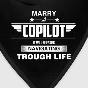 Copilot - Marry a copilot it will be easier naviga - Bandana