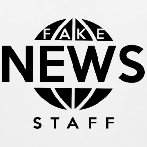Fake News Staff - Men's Premium Tank