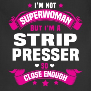 Strip Presser Tshirt - Adjustable Apron