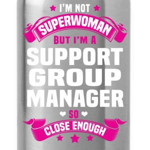 Support Group Manager Tshirt - Water Bottle