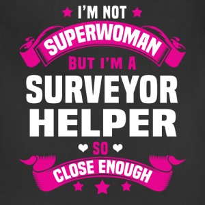 Surveyor Helper Tshirt - Adjustable Apron