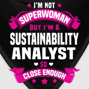 Sustainability Analyst Tshirt - Bandana