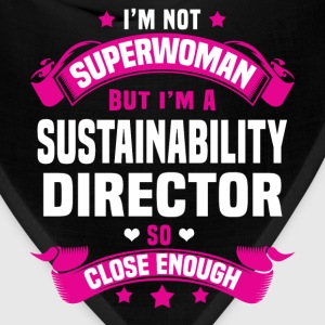 Sustainability Director Tshirt - Bandana