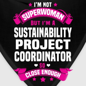 Sustainability Project Coordinator Tshirt - Bandana