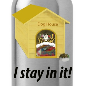 In the Doghouse - Water Bottle