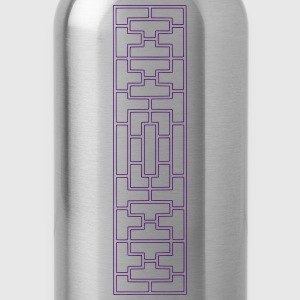 Deco Maze Bottoms - Water Bottle