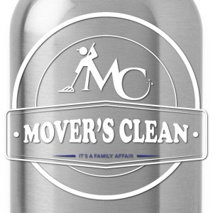 Movers Clean 1 - Water Bottle