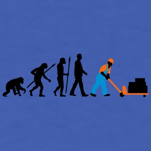 evolution_storeman_lifting_cart_09_20160 Mugs & Drinkware - Men's T-Shirt