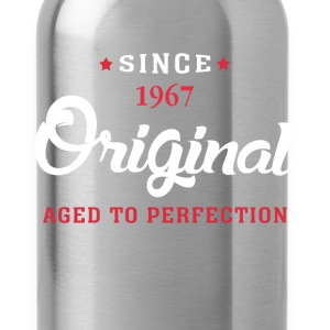 Since 1967 Original Aged To Perfection - Water Bottle