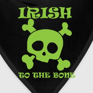 Irish to the Bone_ st Patrick's - Bandana