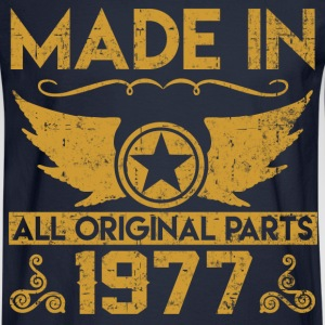 made in 1977 333.png T-Shirts - Men's Long Sleeve T-Shirt