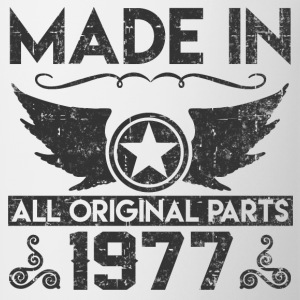 made in 1977 11.png T-Shirts - Coffee/Tea Mug