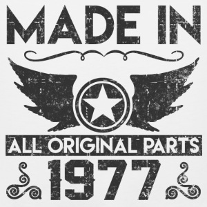 made in 1977 11.png T-Shirts - Men's Premium Tank