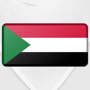 Flag of Sudan (bevelled) - Bandana