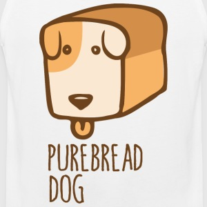 Purebread Dog T-Shirts - Men's Premium Tank