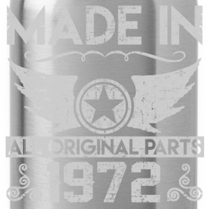 made in 1972 22.png T-Shirts - Water Bottle