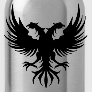 Style Albanian Eagle - Water Bottle