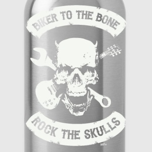 Skull mc 2 - Water Bottle