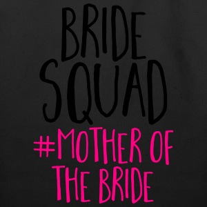 Bride Squad Mother Bride T-Shirts - Eco-Friendly Cotton Tote