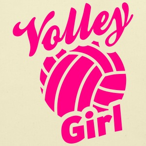 volley girl T-Shirts - Eco-Friendly Cotton Tote