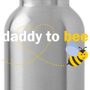 Daddy To Bee T-Shirts - Water Bottle