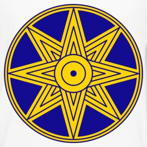 Ishtar Symbol - Men's Premium Long Sleeve T-Shirt