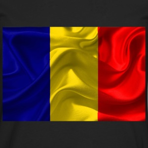 Romania T-Shirts - Men's Premium Long Sleeve T-Shirt