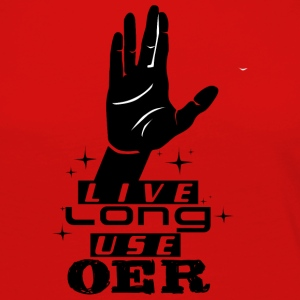 Live Long User OER - Women's Premium Long Sleeve T-Shirt