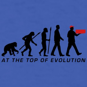 evolution_supplier_pizza_service_072016b Mugs & Drinkware - Men's T-Shirt