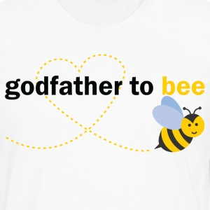 Godfather To Bee T-Shirts - Men's Premium Long Sleeve T-Shirt
