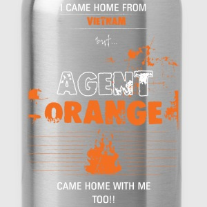 Agent Orange  - I came home from Vietnam, but... A - Water Bottle