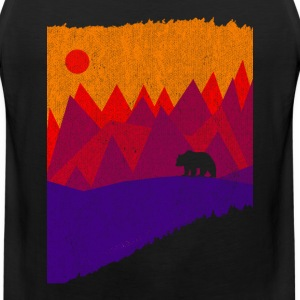 Hear the mountains' call - Men's Premium Tank