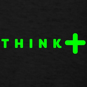 think positive Sportswear - Men's T-Shirt