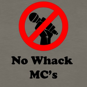 No Whack MC's - Men's Premium Long Sleeve T-Shirt