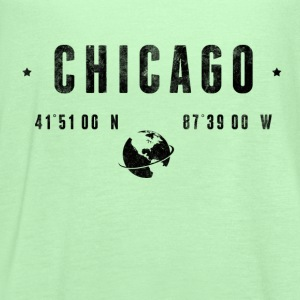 Chicago T-Shirts - Women's Flowy Tank Top by Bella