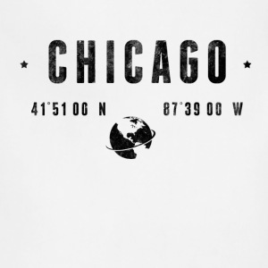 Chicago T-Shirts - Adjustable Apron