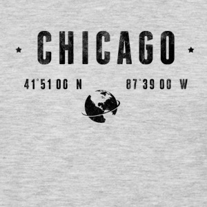 Chicago T-Shirts - Men's Premium Long Sleeve T-Shirt